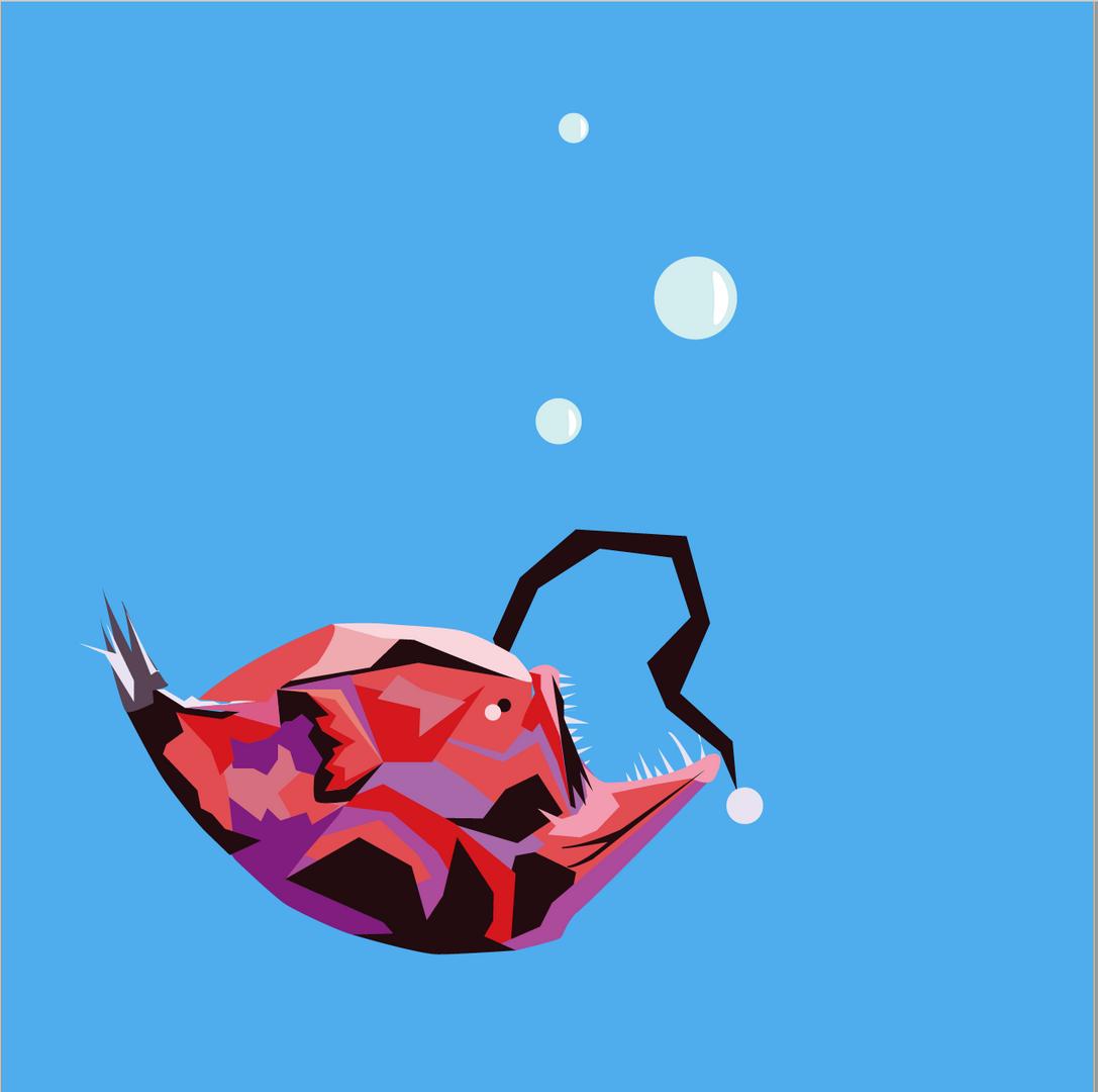 Anglerfish Three
