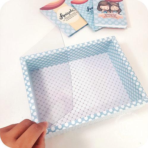 Happy box para Caderno A5