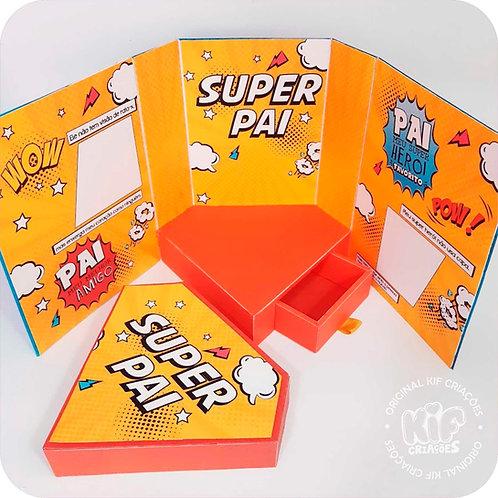 Super Cake Box - Pai Herói