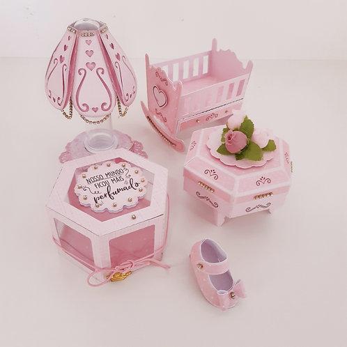 Combo Kit Maternidade