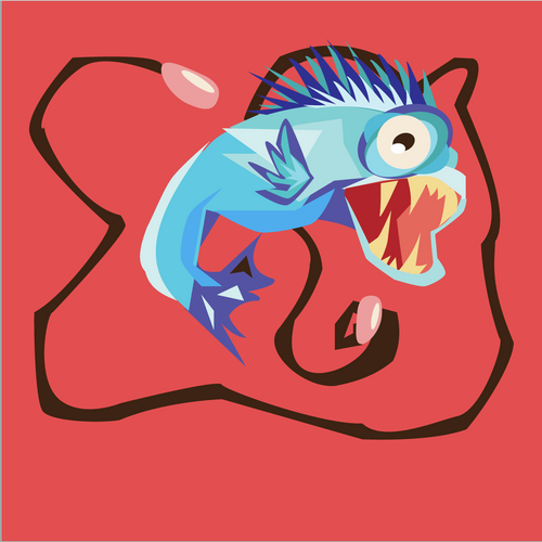 Anglerfish Two.
