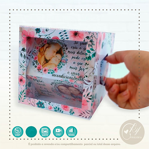 Caixa Giratória - Dia da Mães