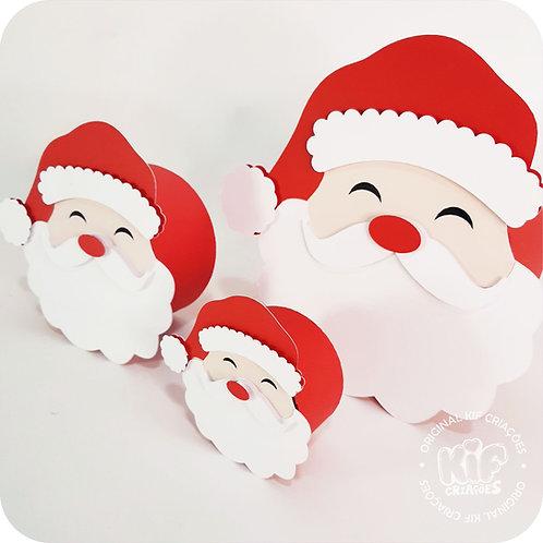 Enfeites Natalinos - Papai Noel