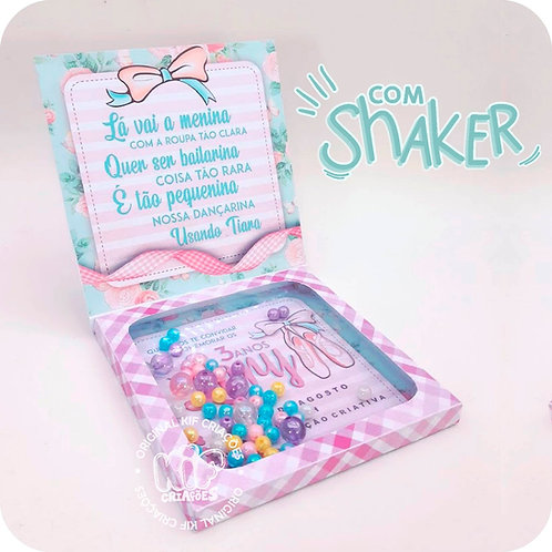 Convite Shaker II