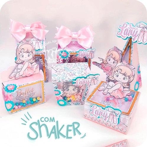 Pack - Caixas Shaker