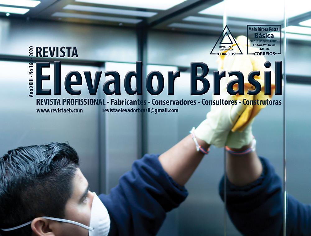 Artigo escrito pelo Eng. Luciano Grando na revista Elevadores Brasil.