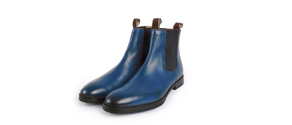 Miguel Cobalt Blue Bootss
