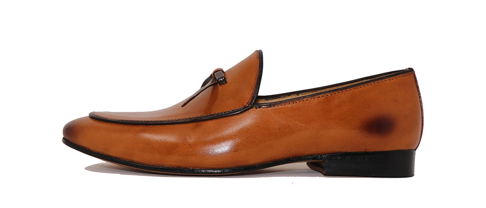 Bigote Woody Brown Loafer