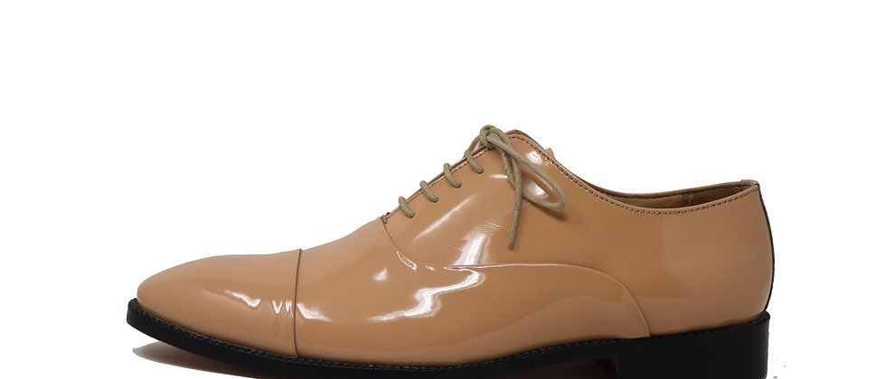 Milagro Natural Blind Stitch Toe Cap Oxford