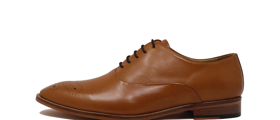 Carlito Tan Brogue Oxford