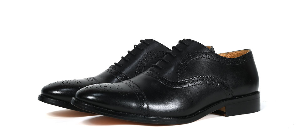 Gatto Black Oxford