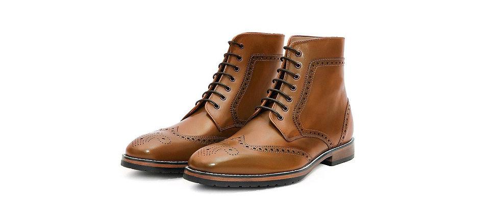 BULA Tan Boots