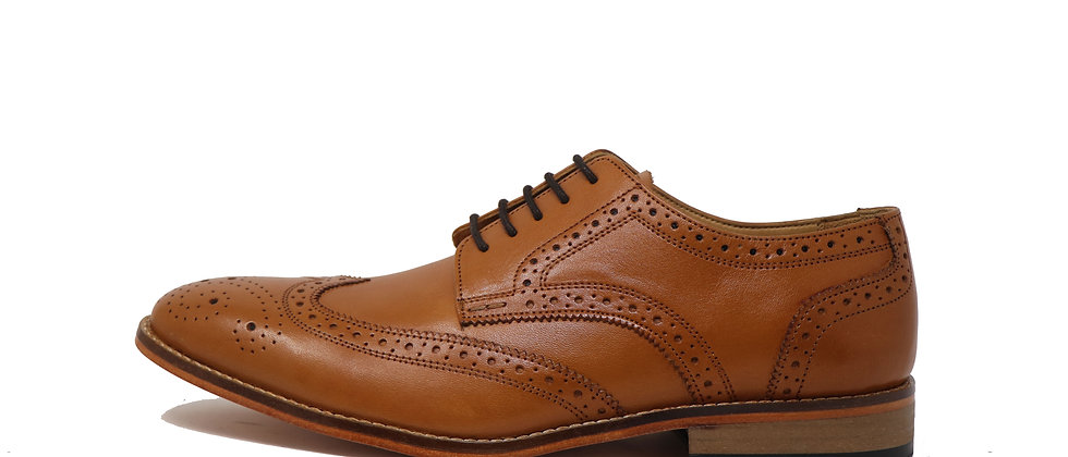 Gerardo Tan Brogue Derby