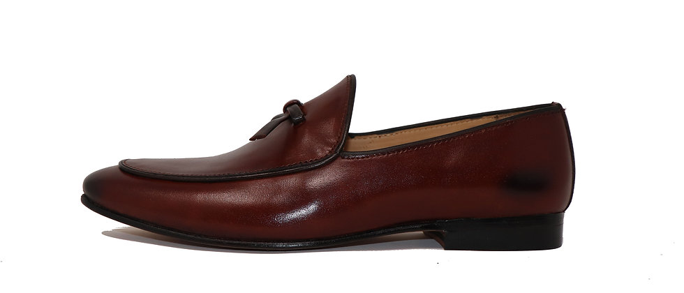 Bigote Tobacco Brown Loafer
