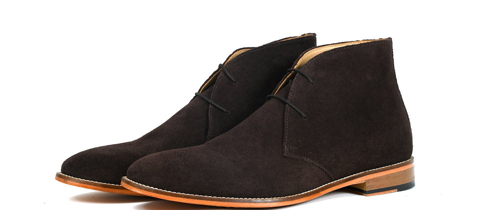 Dafano Brown Chukka Bootss