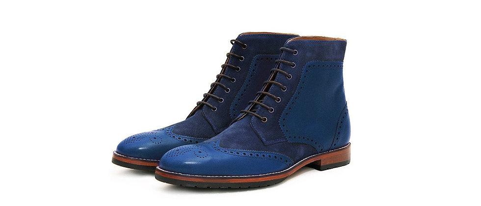 BULA Blue Comb Boots