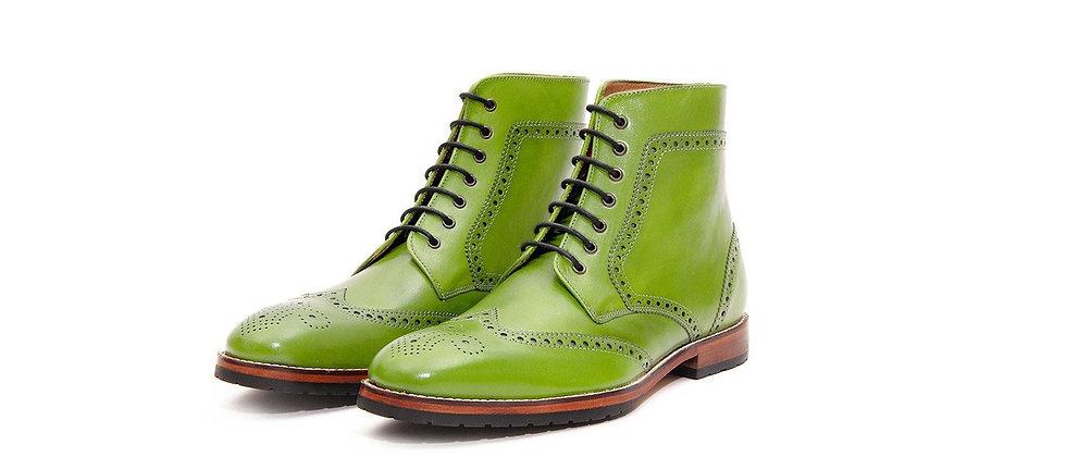 BULA Olive Boots
