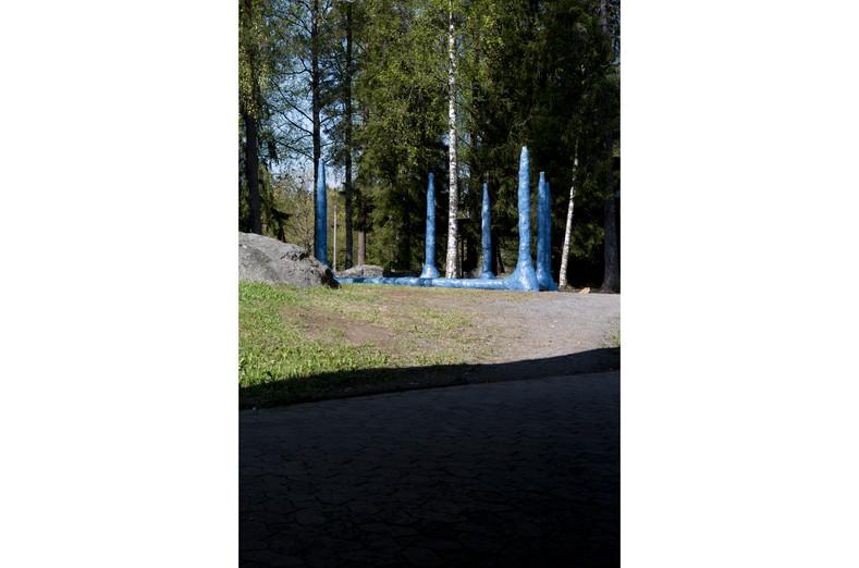 Sculptural Pavilion (2016)