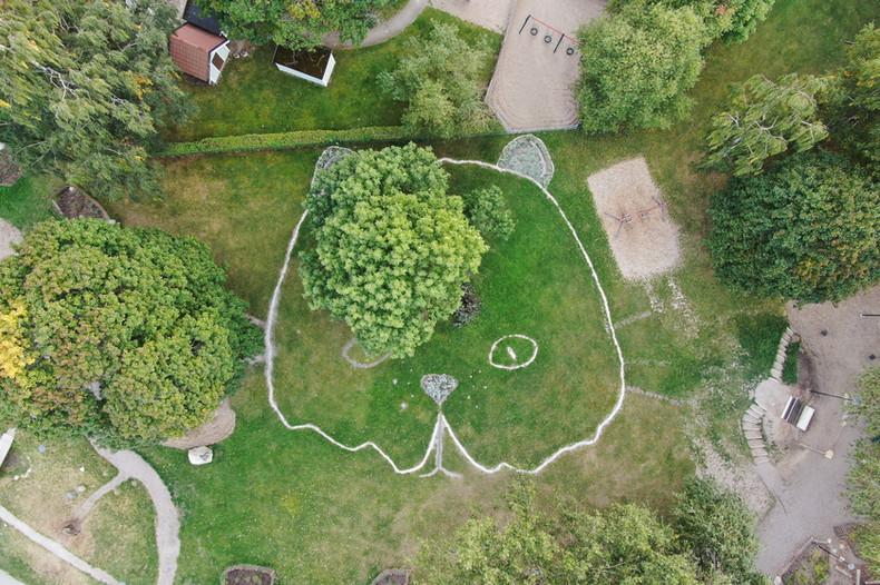 Earth Drawing Norrbykatten, Norrby
