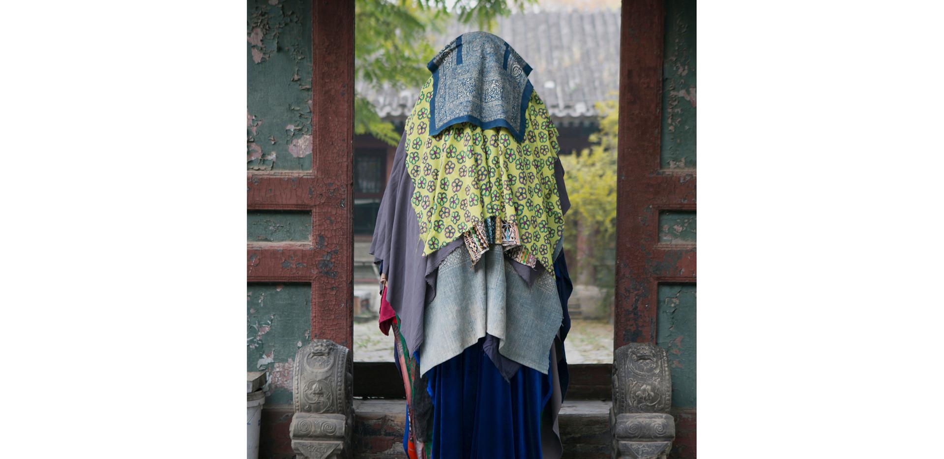 Textile Architecture Cover me