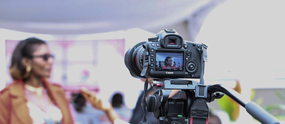 Yritysvideon Rakennuspalikat 1 : onnistunut haastattelu