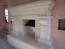 Fireplaces | hughesmarble