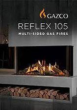 Gazco Reflex 105