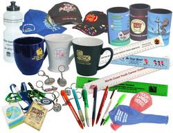 Promo Items_pens_rulers_mugs_key chains_watter bottles