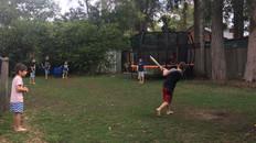 Jewish kids love Cricket too!