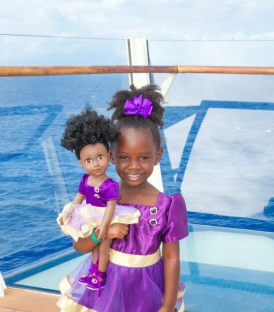 Princess Namikka Doll