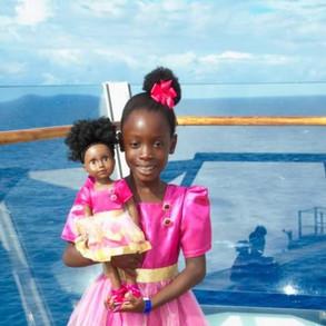 Princess Nkinzi Doll