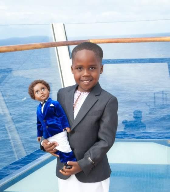 Prince Wassajja Doll