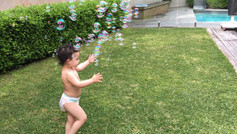 Bubbles for everyone!