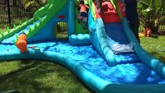 Water Slide fun!