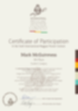 Mark Certificate.png