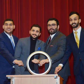 The Engineer's Ring Ceremony of Spring 2019