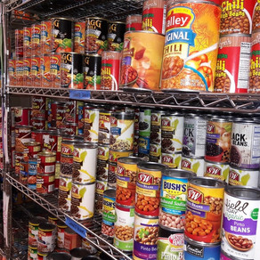 Volunteer with Our Local Food Bank | March 29, 2019