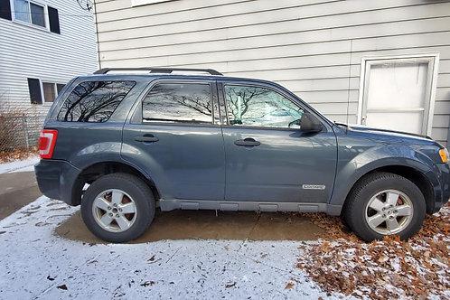Ford Escape 2008, 3L Gasoline V6