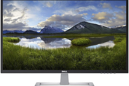 DELL 32in ULTRA-WIDE IPS 1920X1080