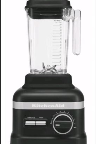 KitchenAid KSB6060BM High Performance Series Blender, One Size, Black