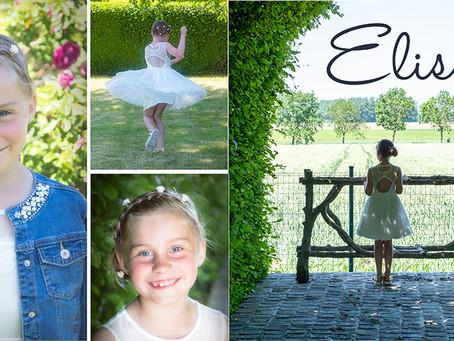 Elisa ♡ Mijn communie foto's