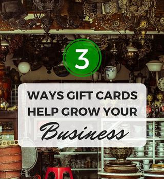 3 Ways Gift Cards Can Help Your Business Grow
