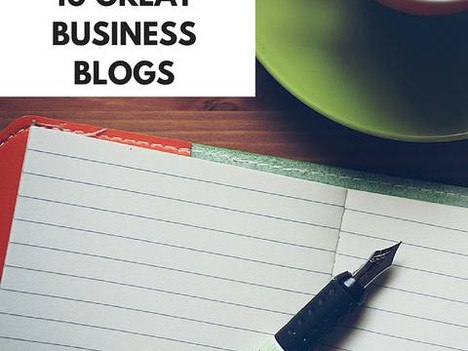 10 Great Blogs Continued