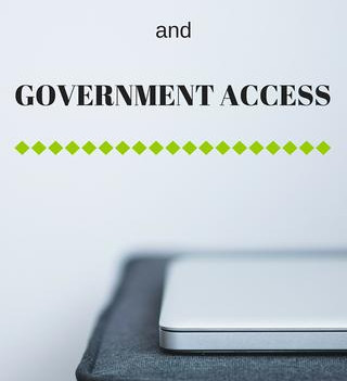 Encryption and Government Access