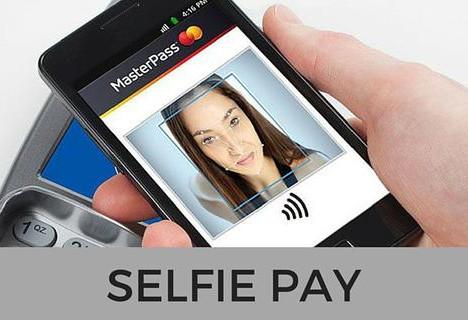 Selfie Pay?!