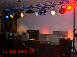 Discjockey Party mit djmcmike unbd Lightman