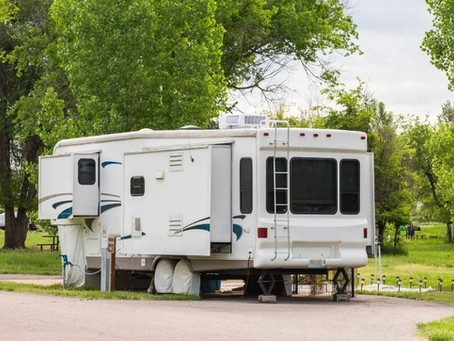 Why an RV Freshwater Tank Will Fill up Unexpectedly