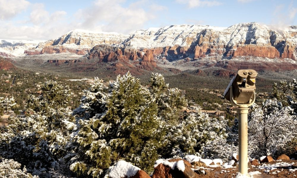 8 Best RV Destinations To Visit in the Winter