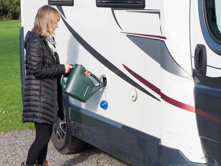 Guide to RV Holding Tanks: How Often Do You Empty Your Tank?