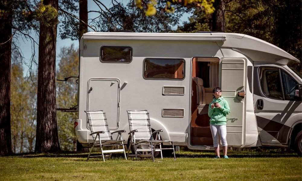 Considerations When Living in Your RV Full Time